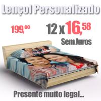 Publicidade - Lençol Personalizado